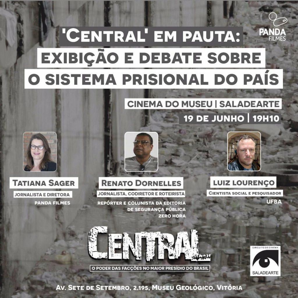 Divulgação - filme Central